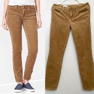 GAP 1969 Always Skinny Corduroy Pants